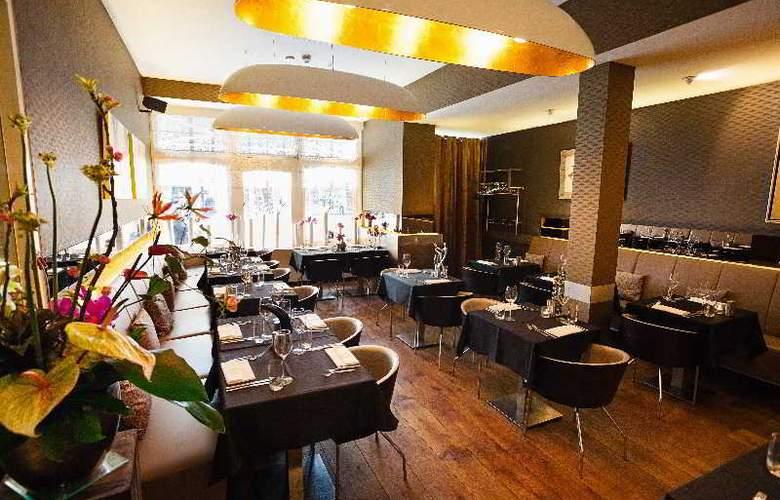 Albus Hotel Amsterdam City Centre - Restaurant - 10