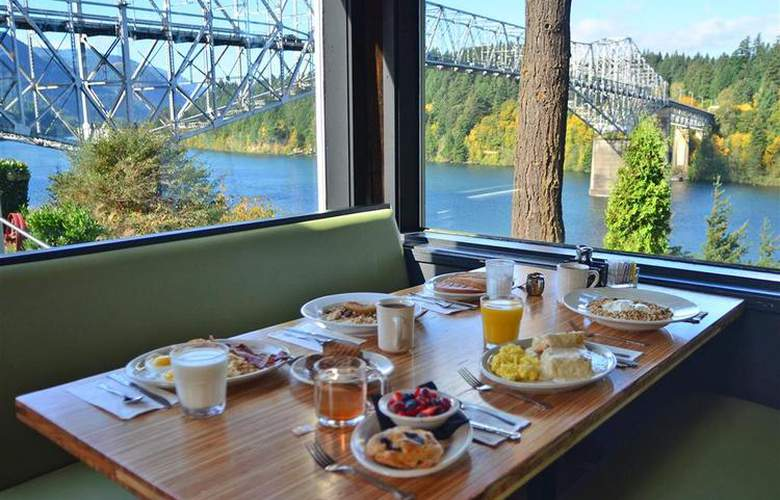 Best Western Plus Columbia River Inn - Restaurant - 52