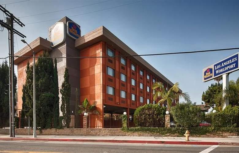 Best Western Los Angeles Worldport Hotel - Hotel - 0