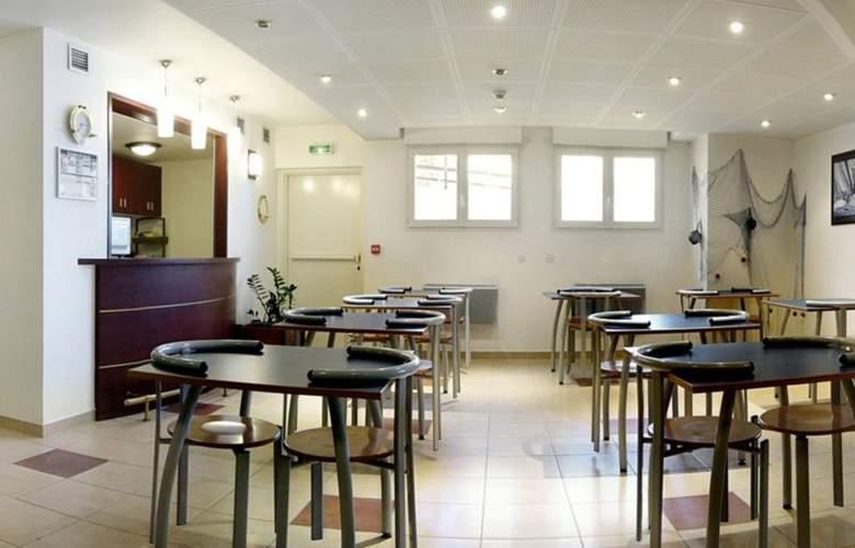 Appart City Louveciennes - Restaurant - 8