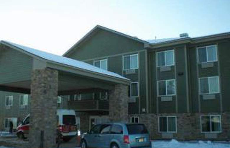 Comfort Suites Anchorage International Airport - Hotel - 0