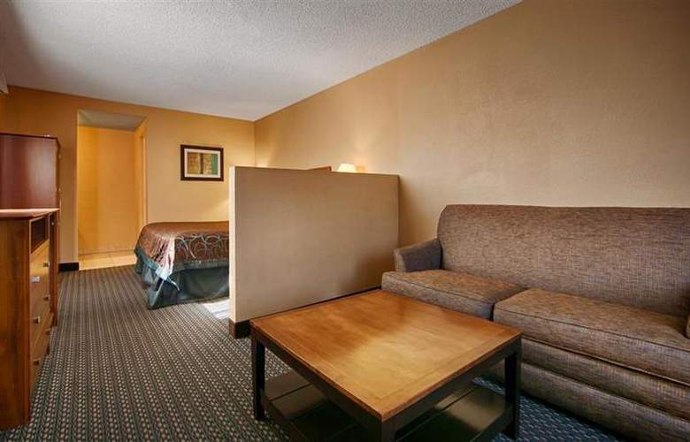Best Western Santee Lodge - Room - 27