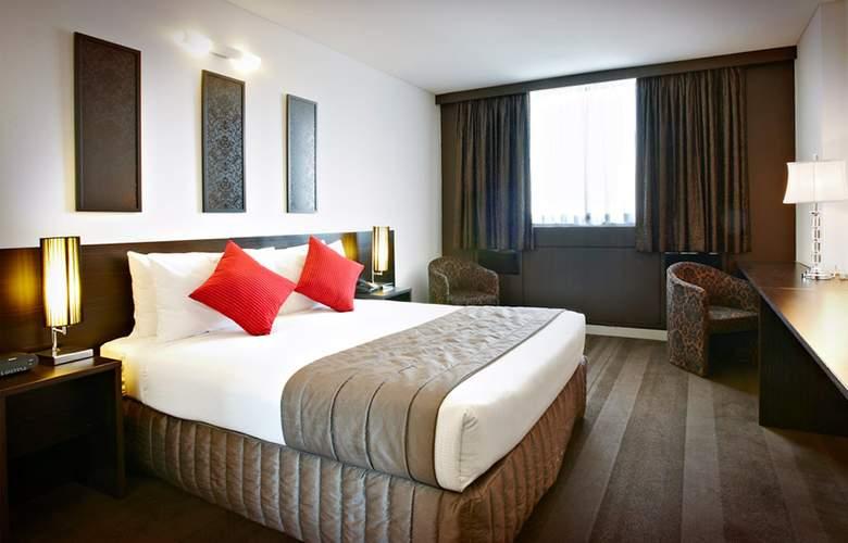Mercure Vienne Sud Chanas - Room - 1