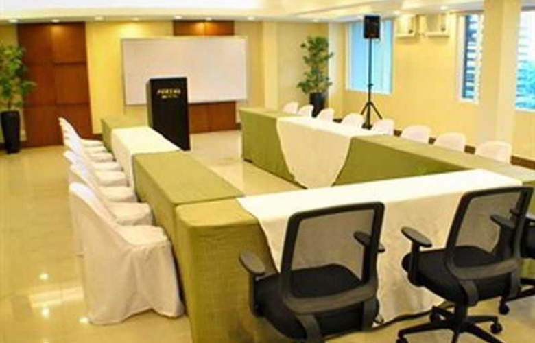 Fersal Hotel Quezon City - Conference - 0