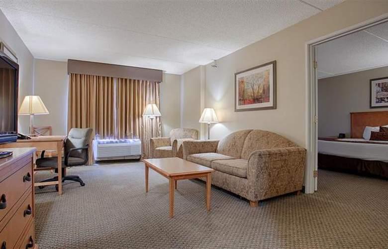 Best Western Plus Coon Rapids North Metro Hotel - Room - 57