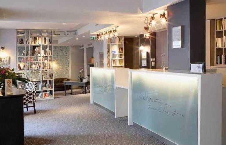 Best Western Hôtel Littéraire Premier Le Swann - Hotel - 25