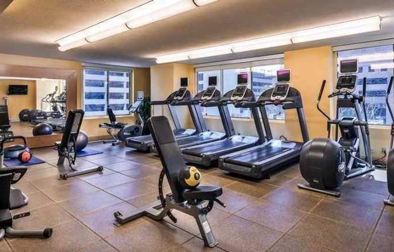 Hilton Woodland Hills-Los Angeles - Sport - 19