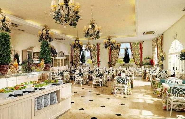 Gran Oasis Resort - Restaurant - 8