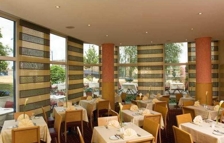 NH Berlin Treptow - Restaurant - 9