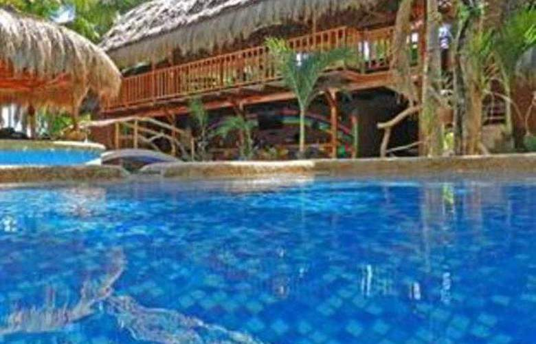 Panglao Chocolate Hills Resort - Pool - 12