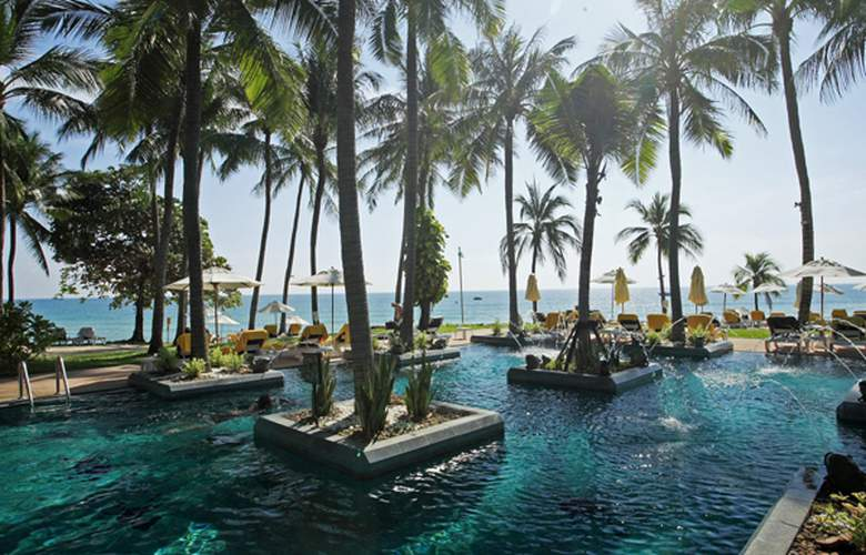 Centara Grand Beach Resort Samui - Pool - 2