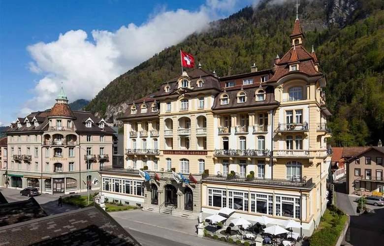 Royal St Georges Interlaken - MGallery by Sofitel - Hotel - 85