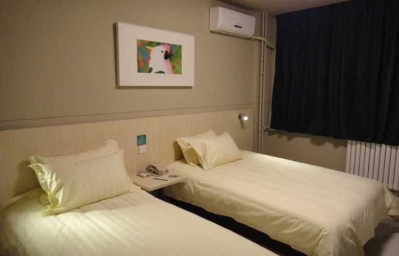 Jinjiang Inn (Qingnian Road,Dai Temple,Taian) - Room - 7