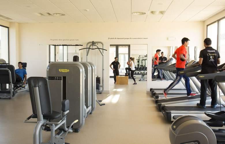 Cascade Wellness & Lifestyle Resort - Sport - 8