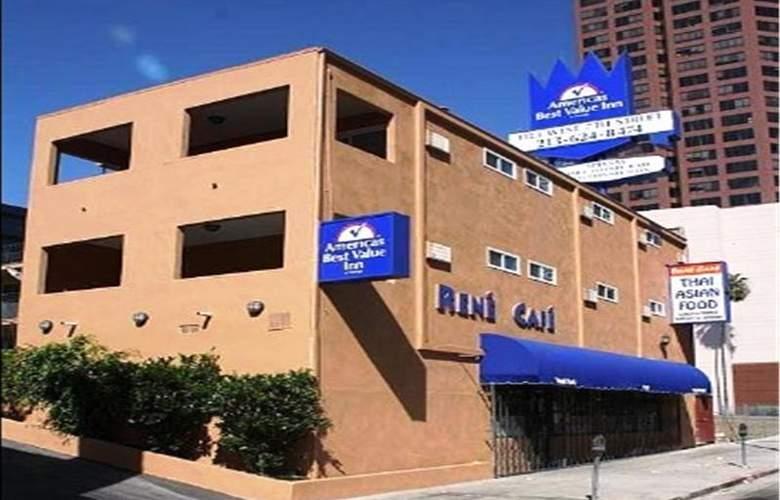 Americas Best Value Inn Los Angeles Downtown - Hotel - 5