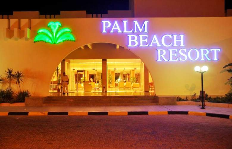 Palm Beach Resort - Hotel - 9