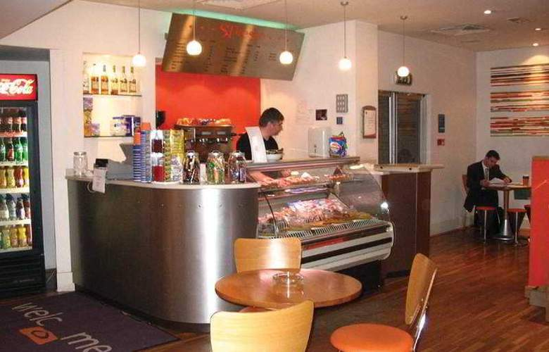 Premier Inn Glasgow City Centre Argyle Street - Bar - 1