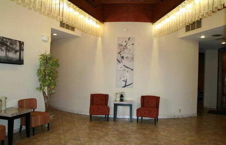 Best Western Bordentown Inn - Hotel - 1