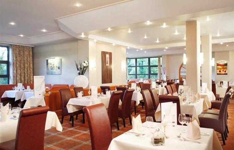 Mercure Hotel Bad Duerkheim An Den Salinen - Restaurant - 67