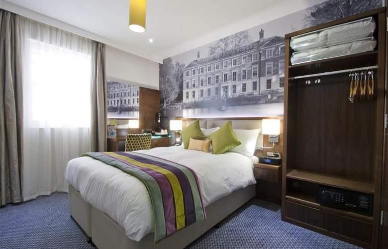 Best Western Plus Seraphine Hotel Hammersmith - Room - 78
