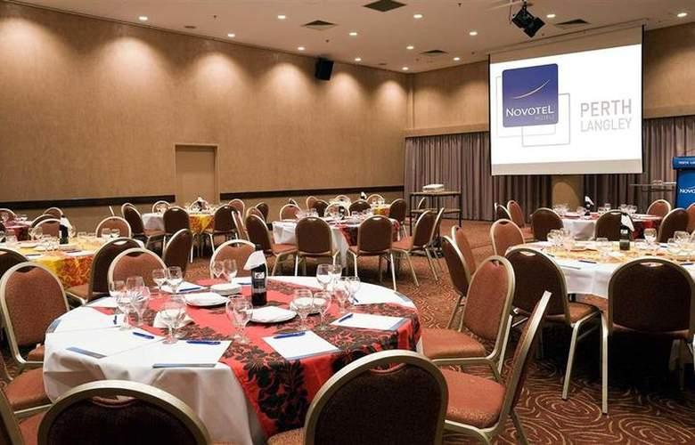 Novotel Perth Langley - Conference - 56