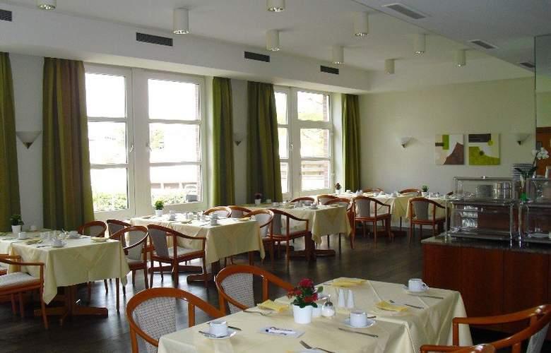 HK Hotel Dusseldorf City - Restaurant - 4