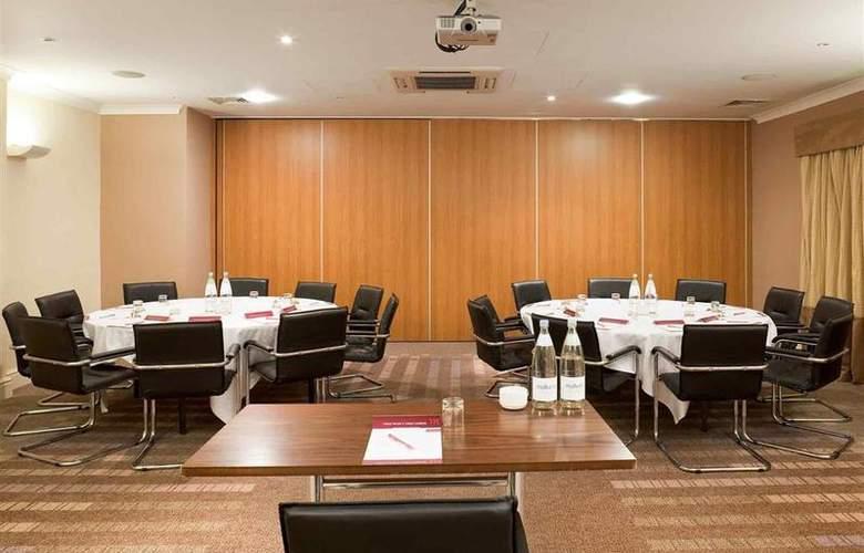 Mercure Norton Grange Hotel & Spa - Conference - 85