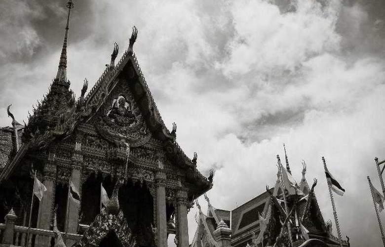 Le Meridien Bangkok - Hotel - 10