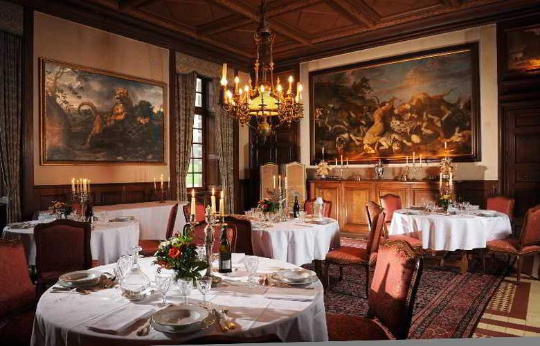 Le Chateau de Canisy - Restaurant - 2
