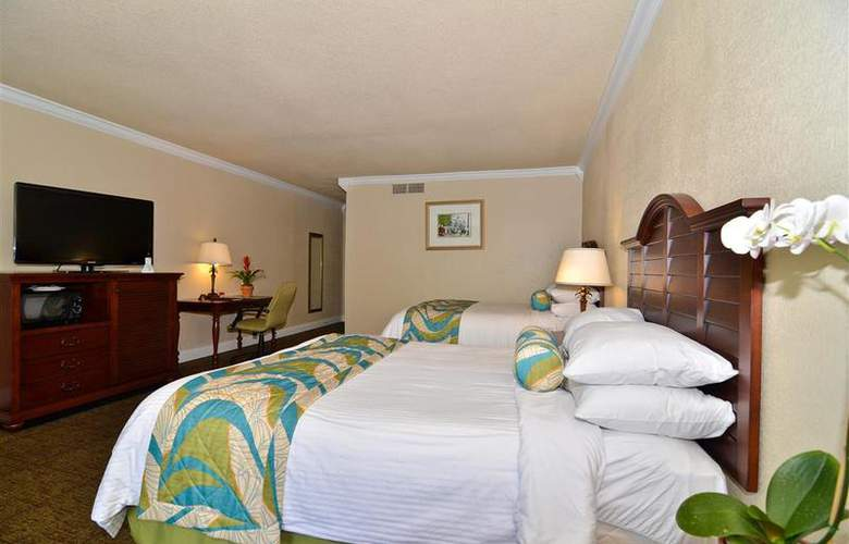 Best Western Key Ambassador Resort Inn - Room - 84