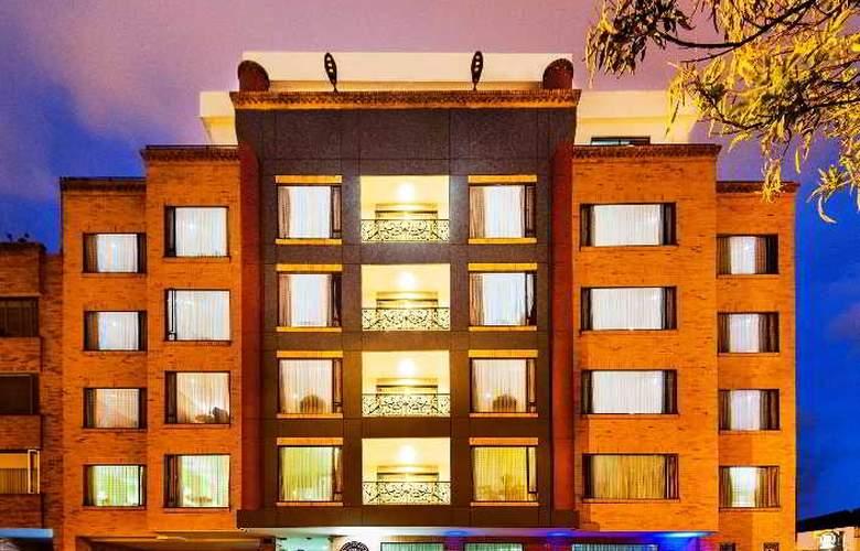 Egina Bogota - Hotel - 10