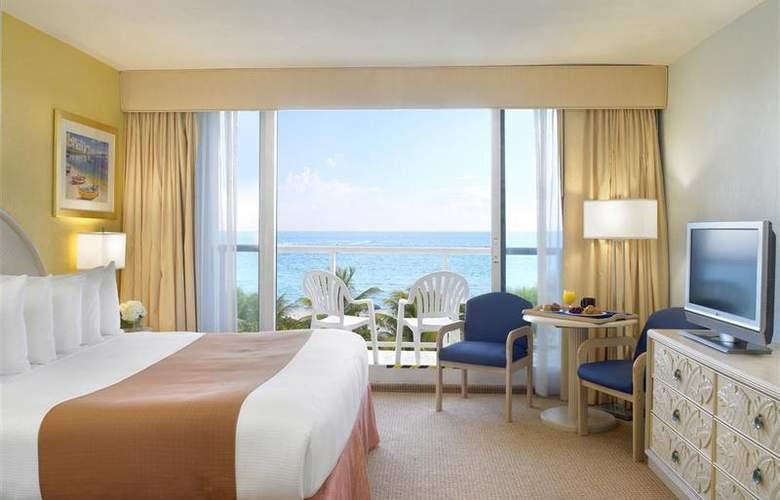 Best Western Plus Atlantic Beach Resort - Room - 77