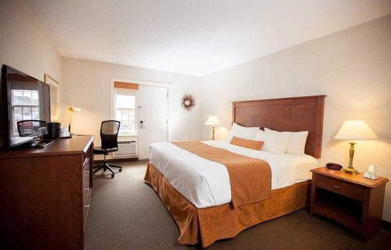 Best Western Glengarry Hotel - Hotel - 30