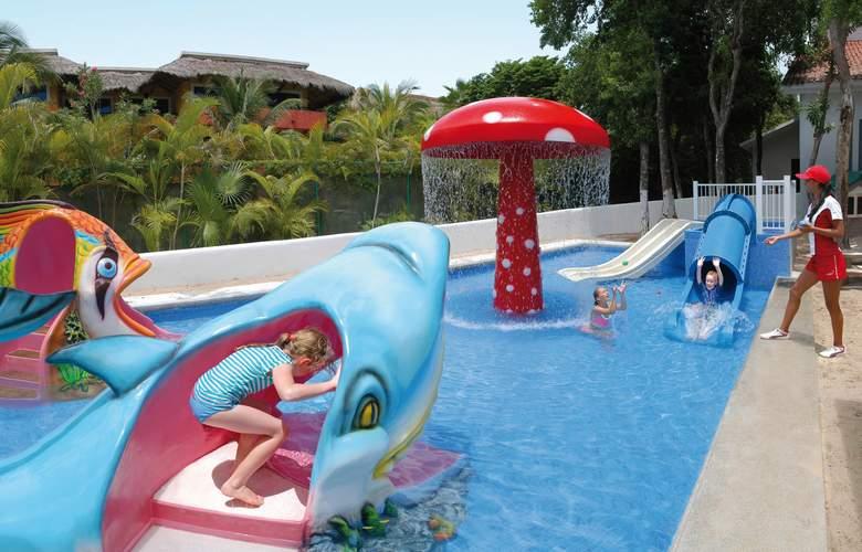 Riu Yucatan - Pool - 23