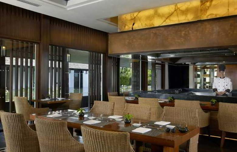 JW Marriott Khao Lak Resort & Spa - Restaurant - 41