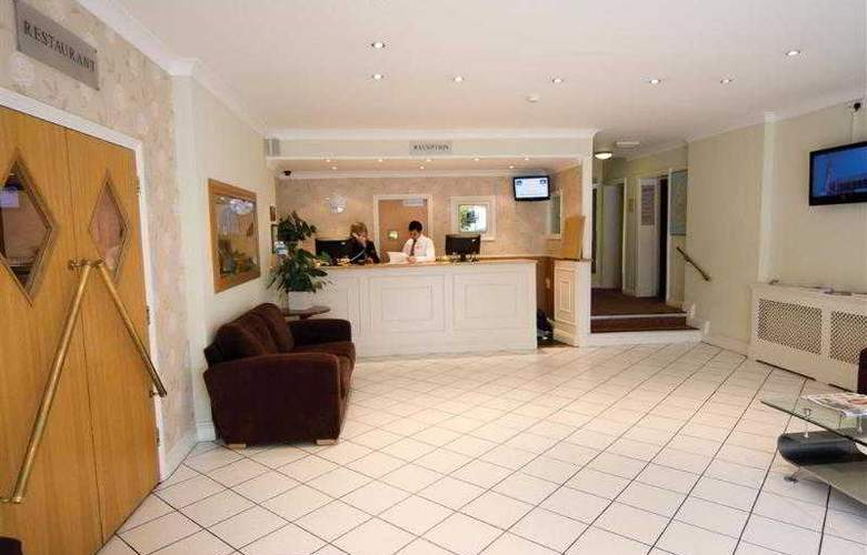 Best Western Cumberland - Hotel - 178