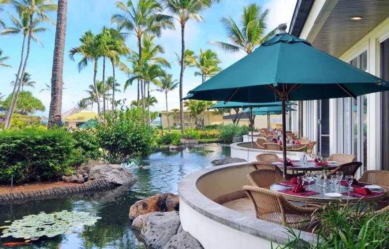 Kauai Beach Resort - Terrace - 10