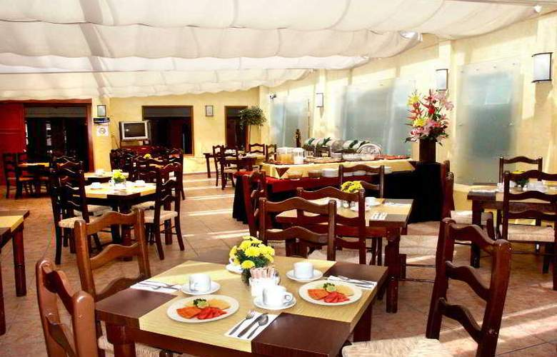 Ritz México - Restaurant - 4