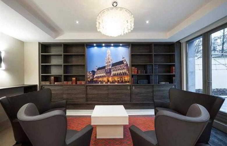 Mercure Brussels Centre Midi - Hotel - 8