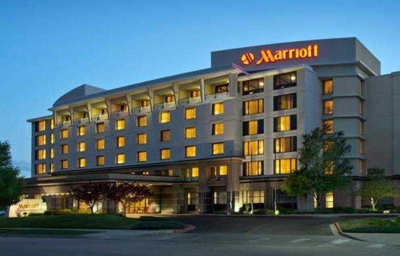 Denver Airport Marriott at Gateway Park - Hotel - 13