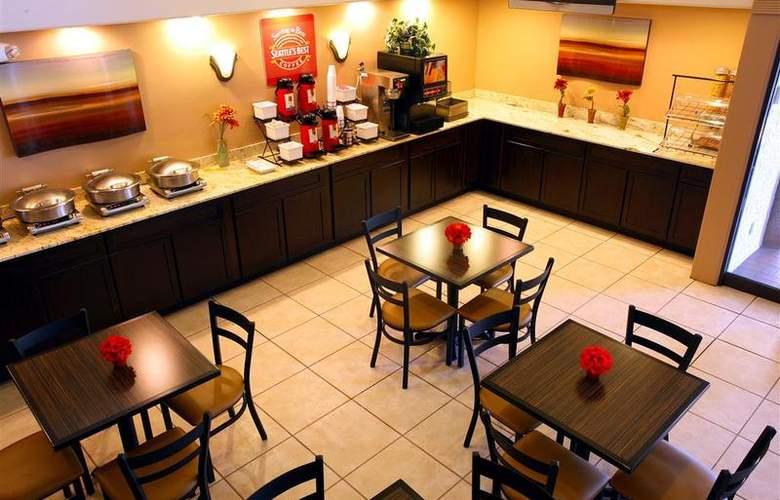 Best Western InnSuites Albuquerque Airport - Restaurant - 4