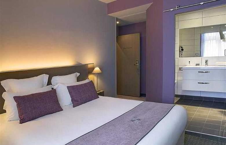 Best Western Hotel de la Breche - Hotel - 21