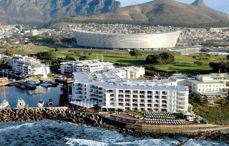 Radisson Blu Hotel Waterfront, Capetown - Hotel - 11