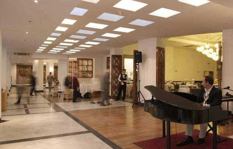 Grande Hotel de Luso  - Restaurant - 10