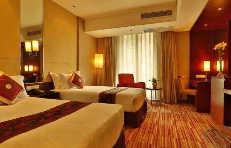 Rayfont Downtown Hotel Shanghai - Room - 8