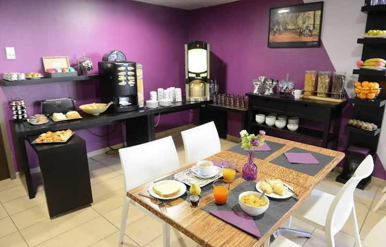 Residhotel Lyon Lamartine - Restaurant - 12
