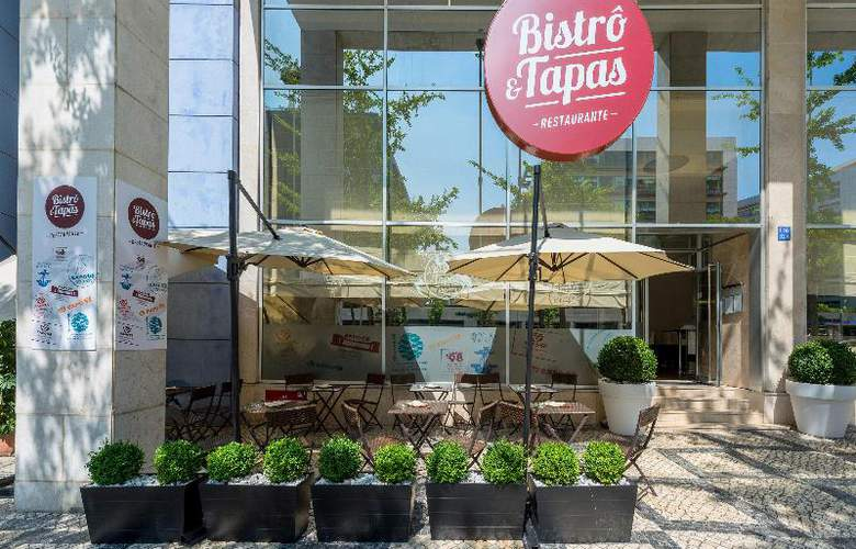 Tryp Lisboa Oriente - Restaurant - 17