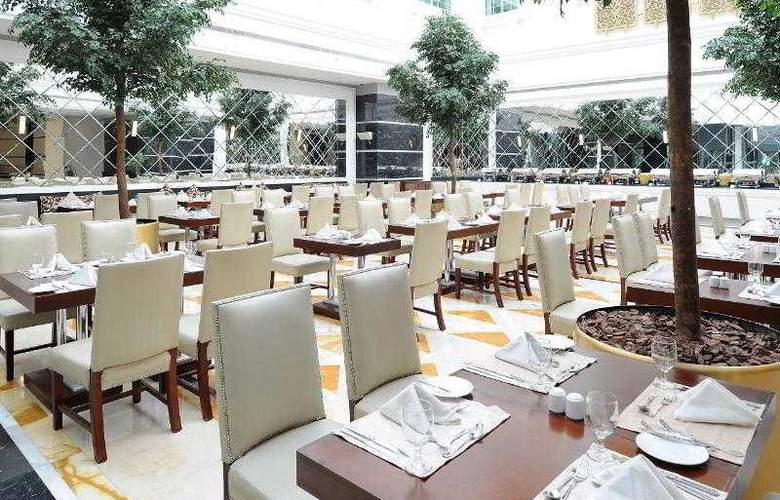 Holiday Inn Bur Dubai - Embassy District - Restaurant - 16