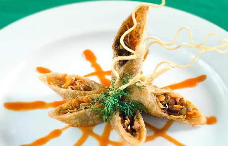 The Sungu Resort And Spa - Restaurant - 28
