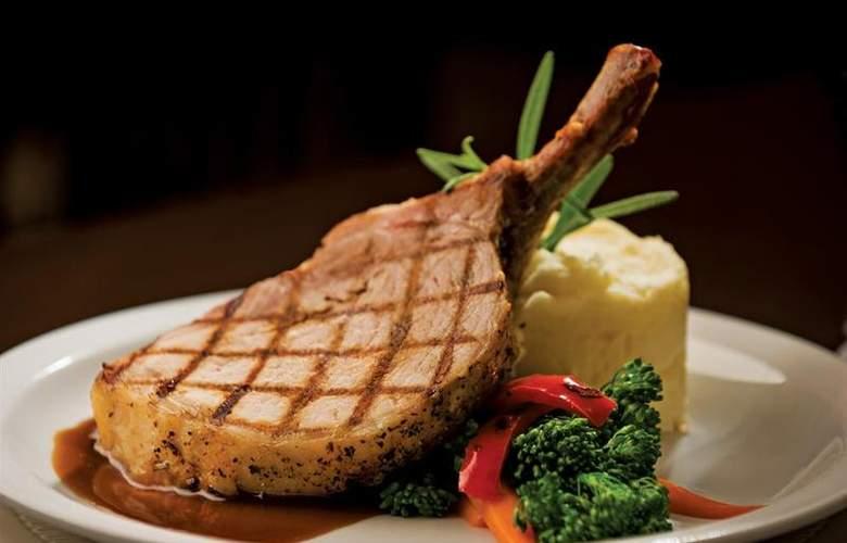 Best Western Plus Coeur D´Alene Inn - Restaurant - 84